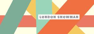 LONDON SNOWMAN