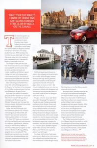Customer magazine report for Dodge