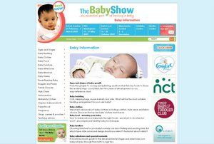 The Baby Shows website -- knowledge base