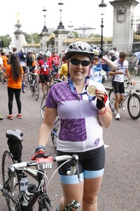 RideLondon 100 for Asthma UK