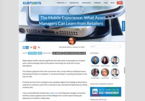 Blog for Kurtosys