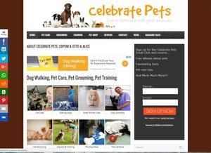 Pet care website development