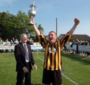 Coverage of Annan Athletic - New Divisio
