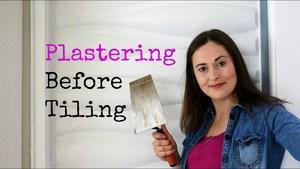 DIY Plastering