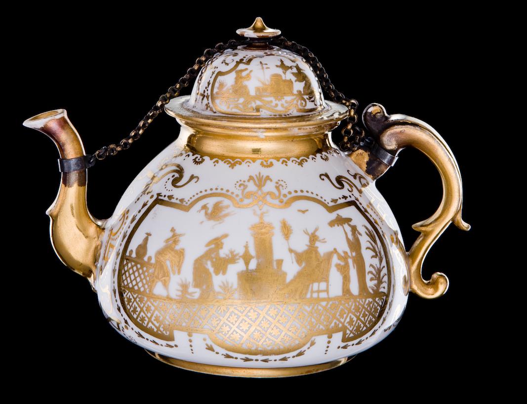 Meissen Teapot