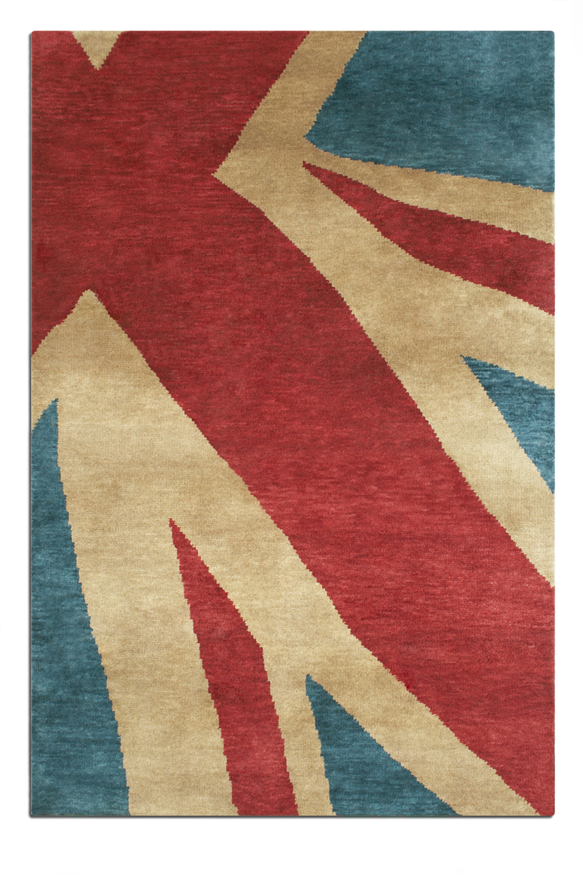 Cool Britannia The Plantation Rug Company