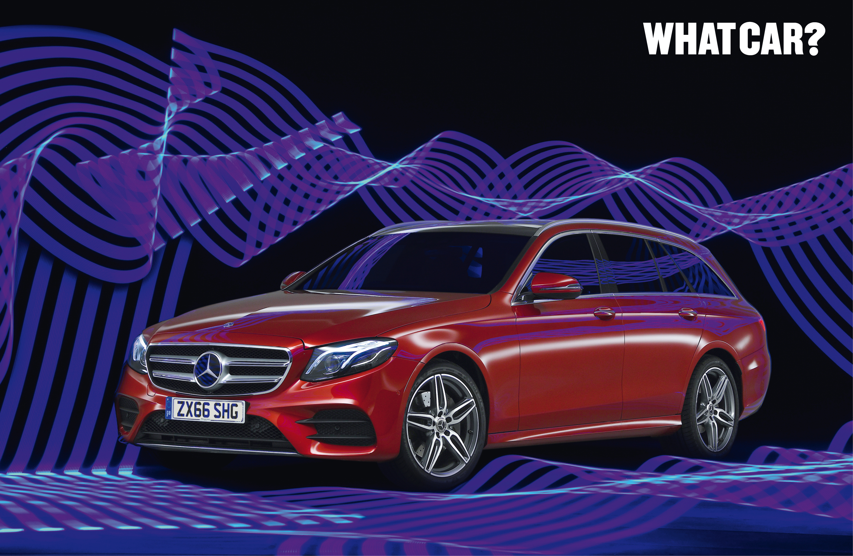 Wot Car: Mercedes E-Class Estate Named What Car? Used Car Of The Year