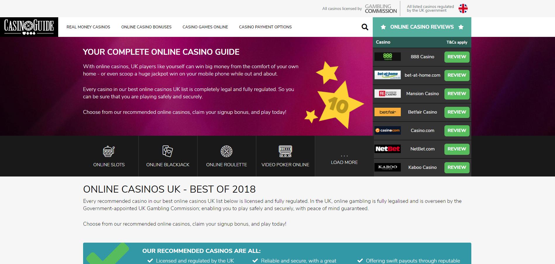 online gambling maryland