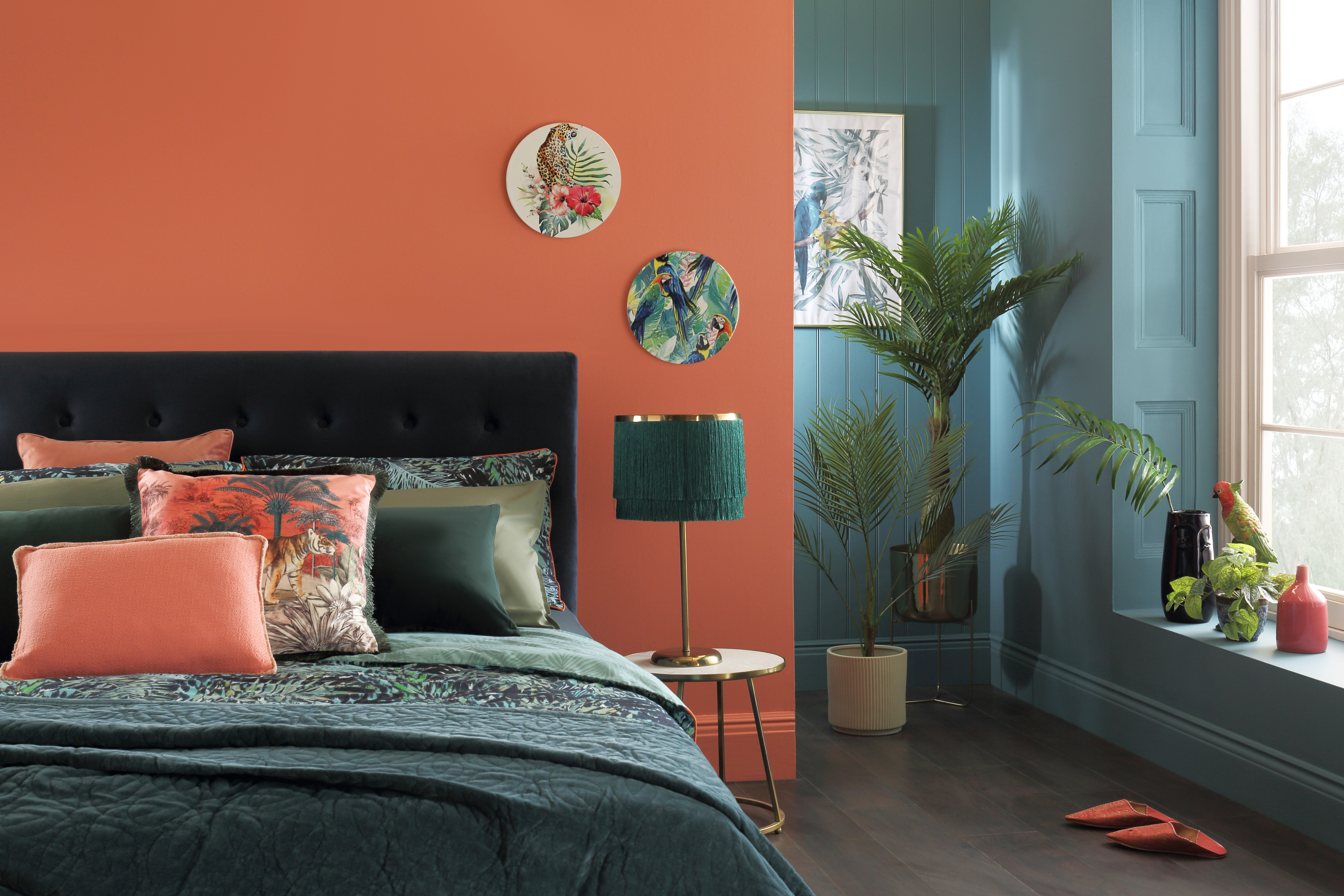 2 Ways to Style the Tropical Look Get Ways Tropical Bedroom Decorating Ideas on exotic bedroom ideas, tropical master bedroom ideas, tropical kitchen ideas, bright wall art ideas, tropical style bedroom, tropical romantic bedroom ideas, tropical bedding ideas, tropical bedroom color ideas, tropical diy ideas, beach bedroom ideas, tropical bedroom decor, tropical bedroom curtains, over bed wall art ideas, tropical bathroom ideas, tropical bedroom paint, tropical room ideas, adult safari themed bedroom ideas, vintage girl bedroom ideas, tropical bedroom design, tropical furniture ideas,