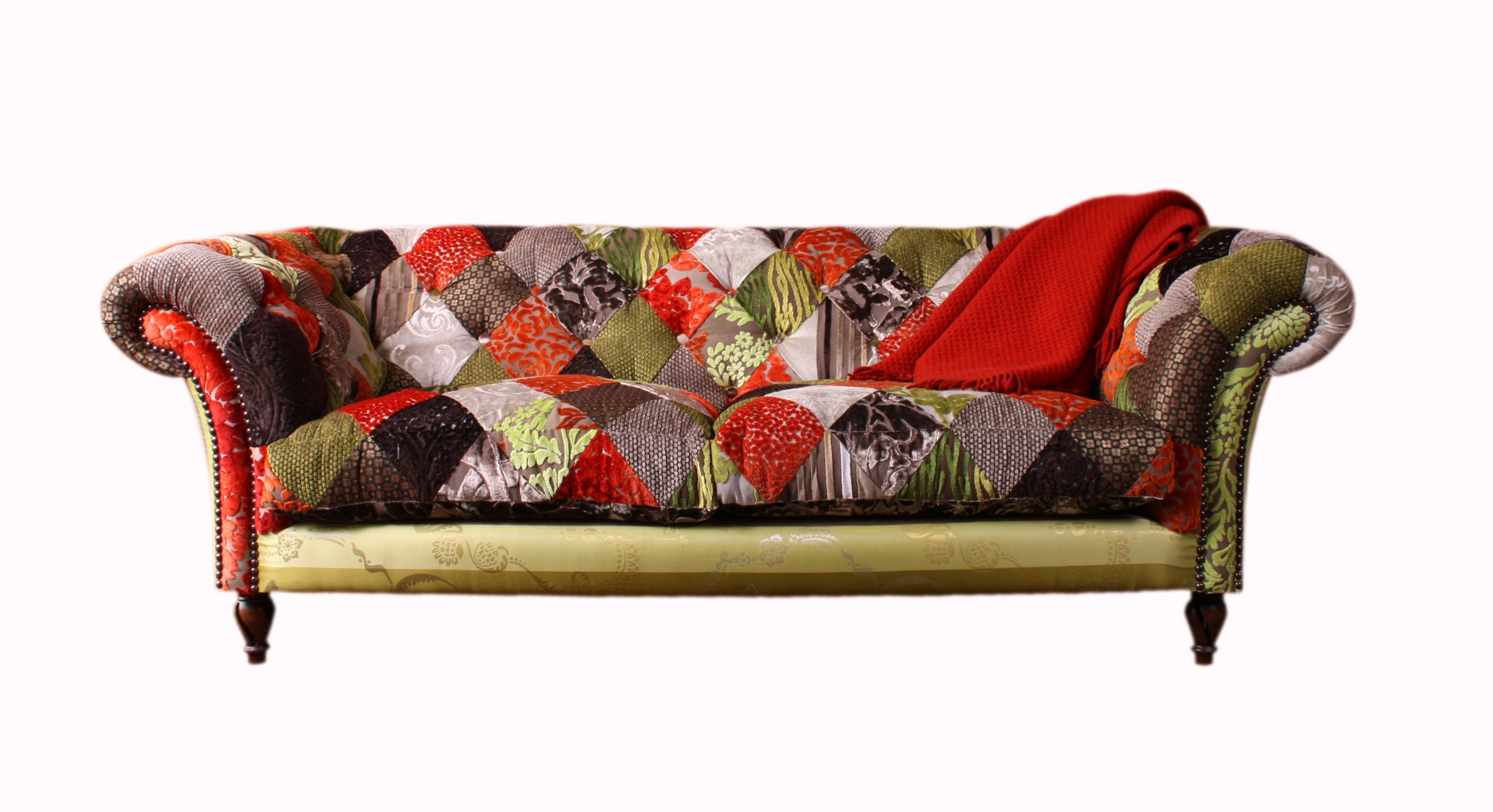 Wow Sofa Tuscany Patchwork Design