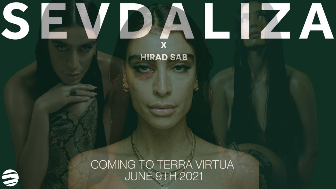 Award-winning artist Sevdaliza makes debut NFT collection with Terra Virtua