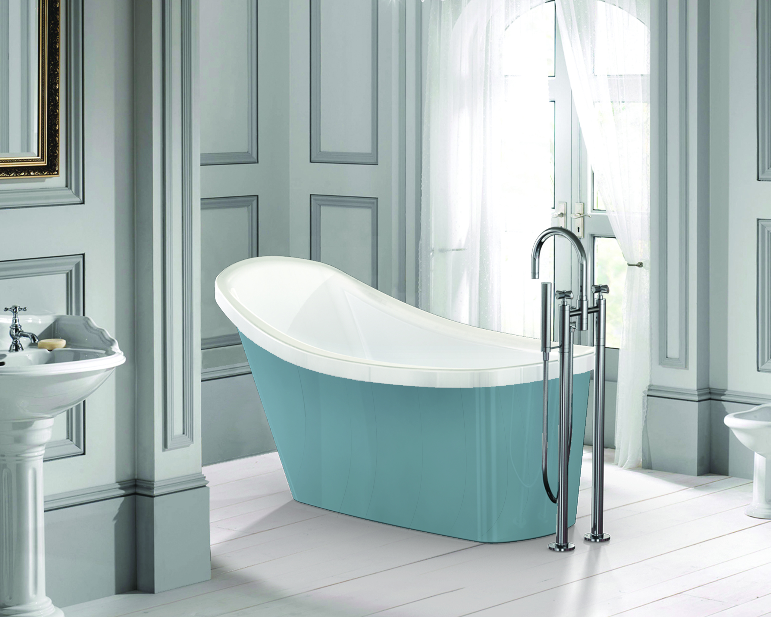 Change Your Bathroom Colour Not Your Style