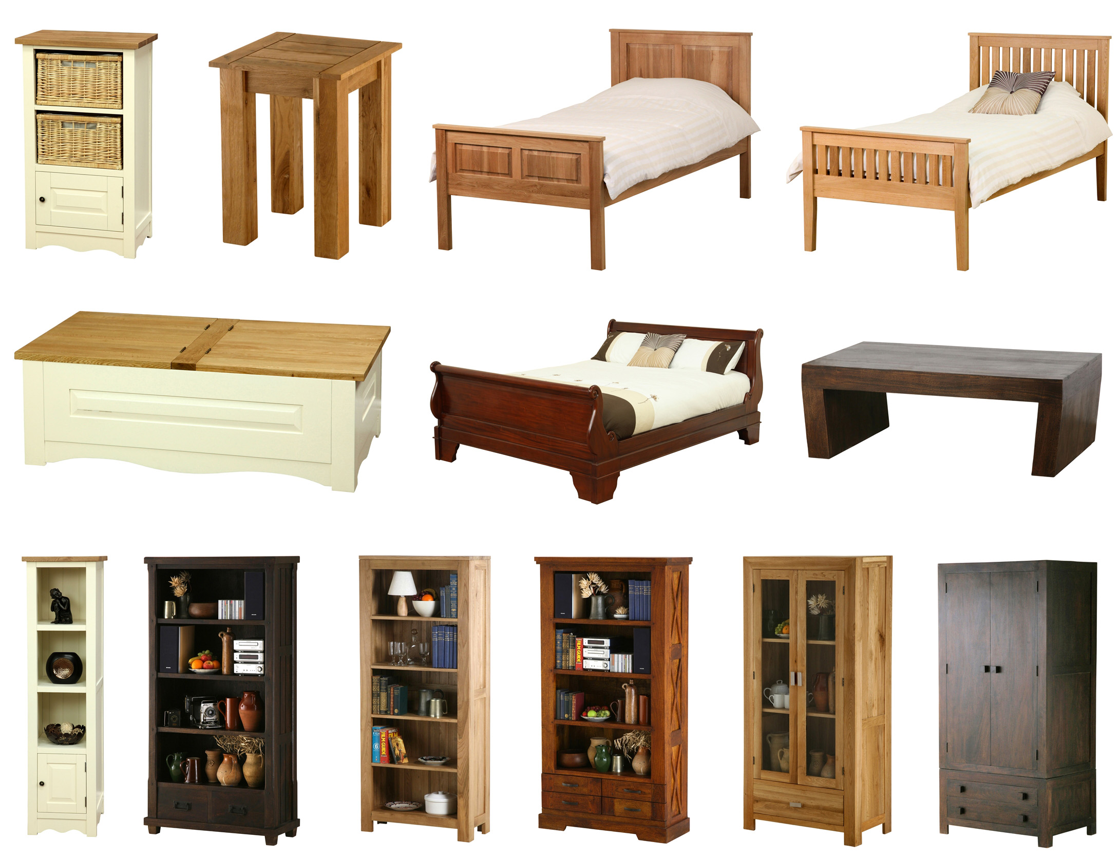 New Cut Out Images From Oak Furniture Land
