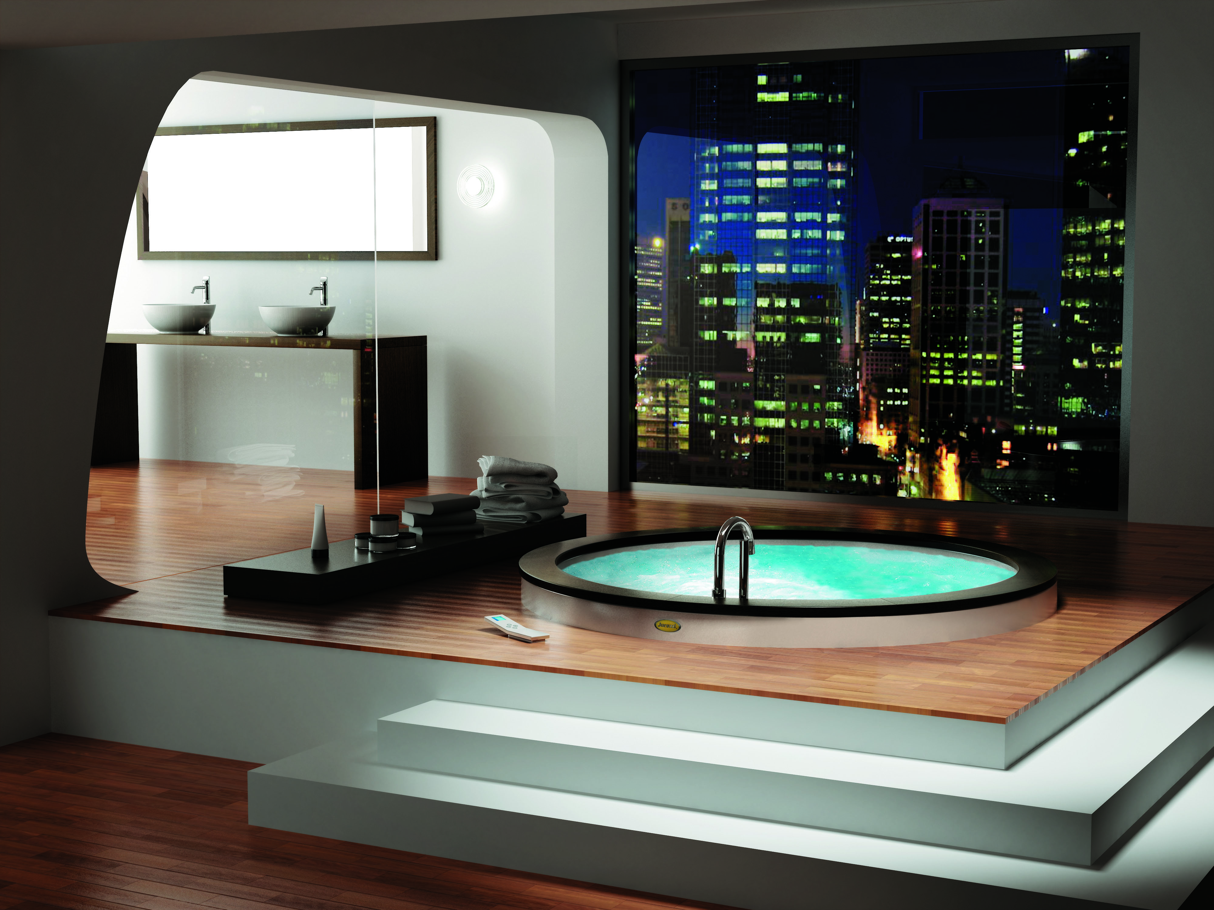 Nice Jacuzzi At Home Gallery - The Best Bathroom Ideas - lapoup.com