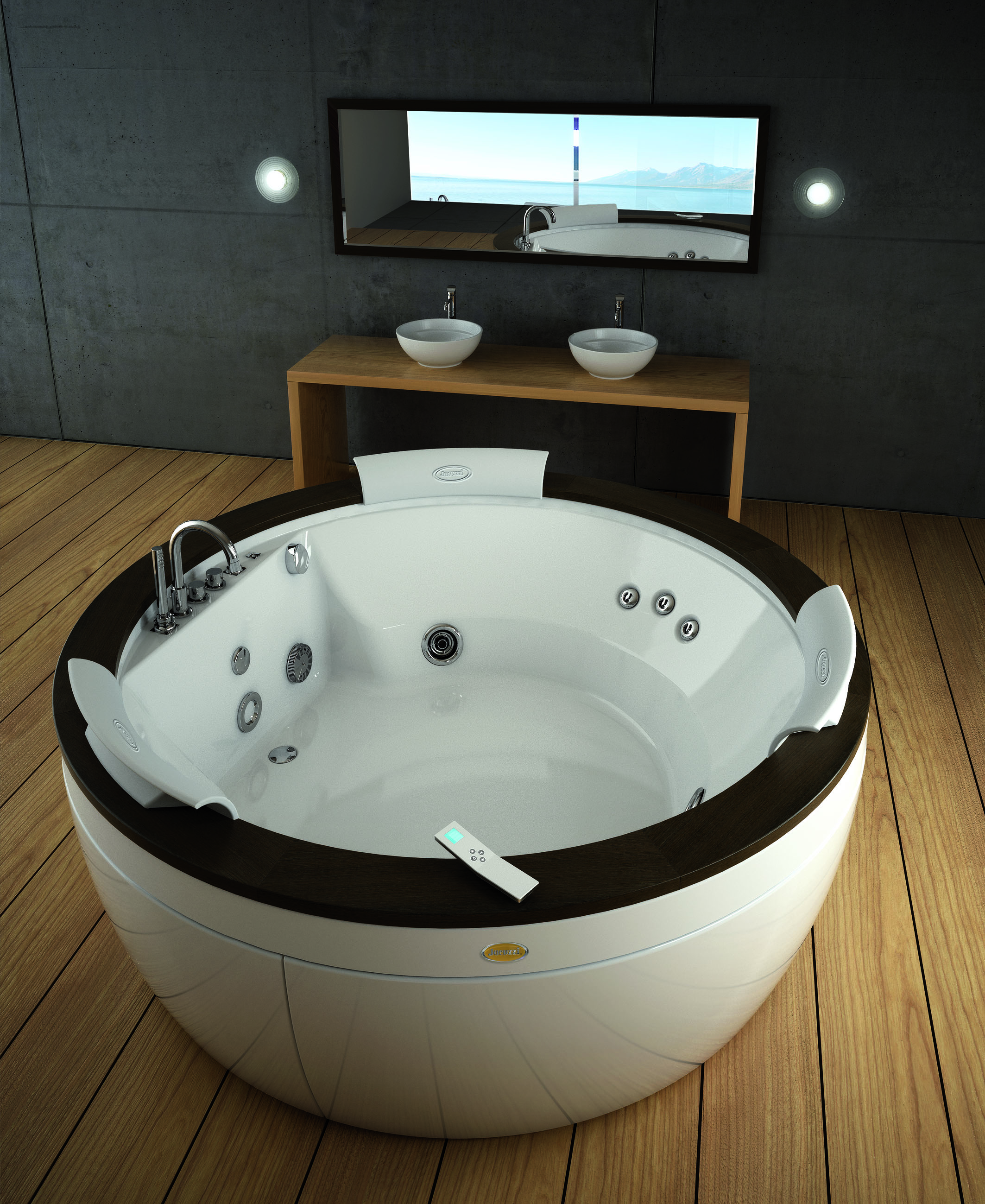 super nova whirlpool bath. Black Bedroom Furniture Sets. Home Design Ideas