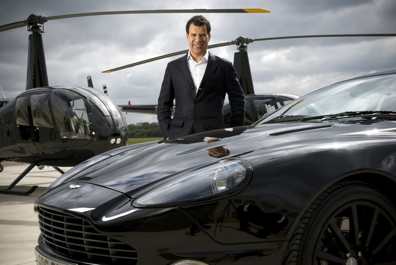Entrepreneur Launches New Invite Only Lifestyle Club For The Super Rich