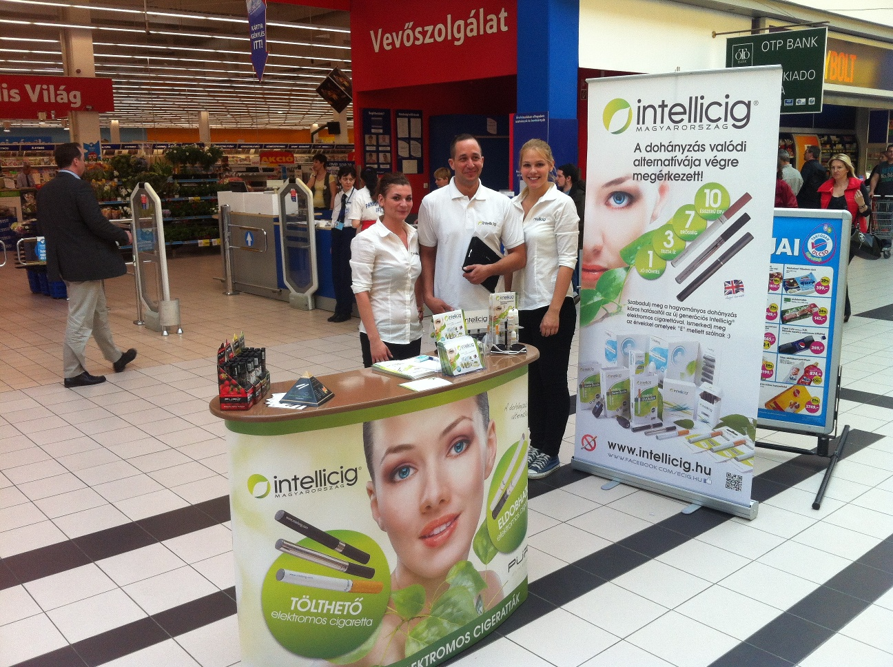 TESCO HOSTS NEW INTELLICIG PROMOTION IN HUNGARY 05e7757309