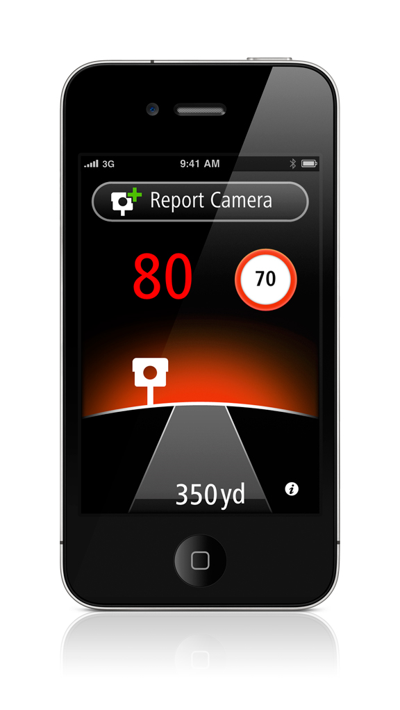 tomtom speed cameras app for iphone free