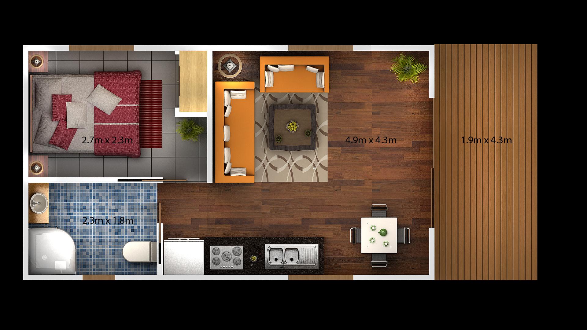 Garage Conversion To Annexe