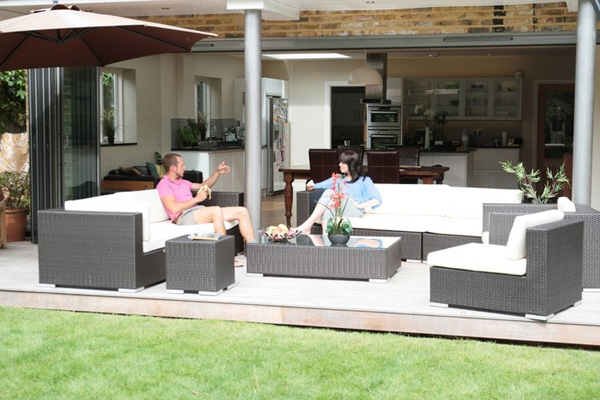 Luxury Garden Sofa Range Out Now