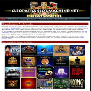 free slot game sites