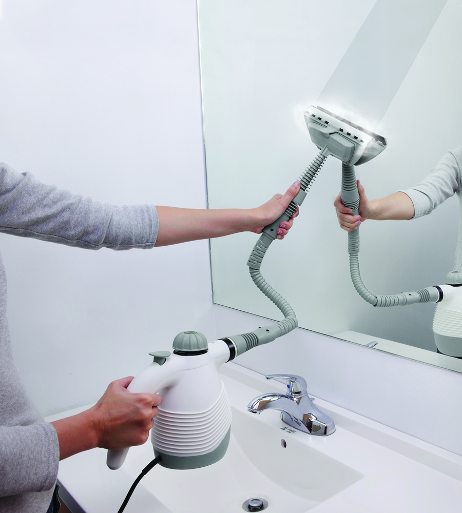 Power Steamers For Cleaning ~ Steam through those winter cleaning chores with bionaire