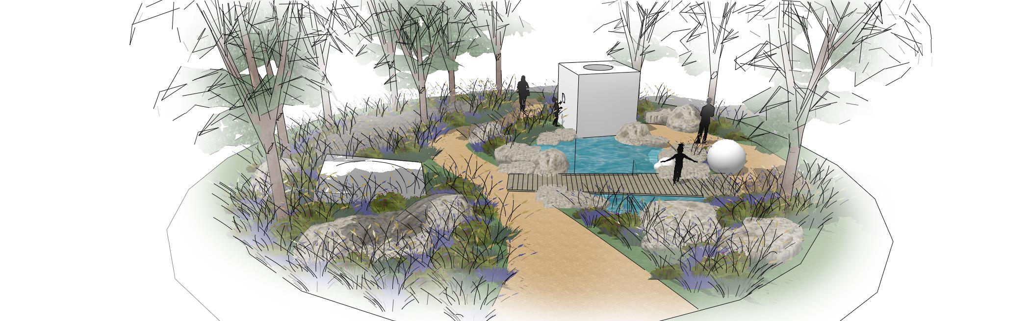 Fisher tomlin bowyer to design garden for the australian for Garden design jobs sydney