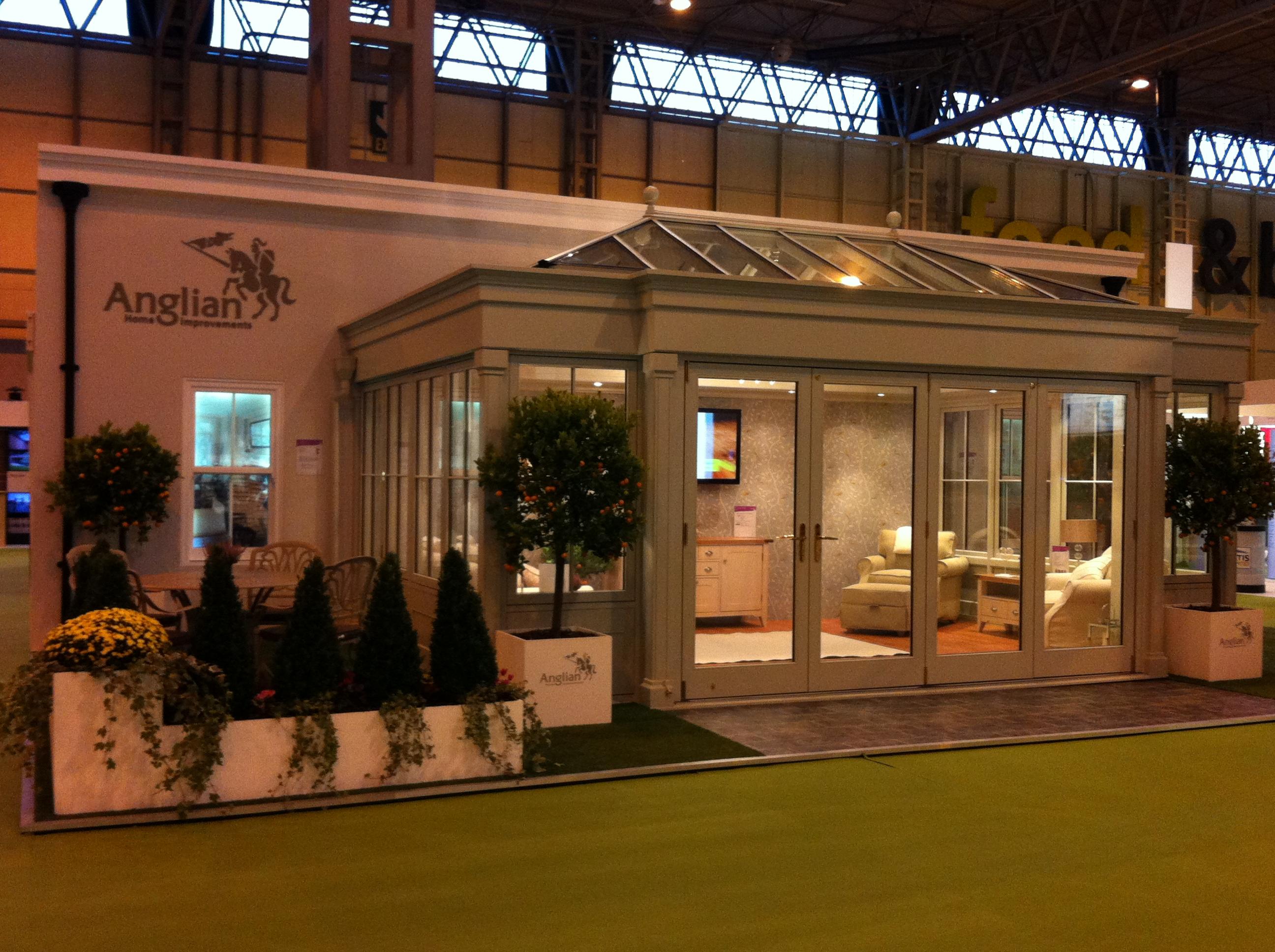 Anglian Home Improvements Announced As Headline Sponsor For Grand Designs Live