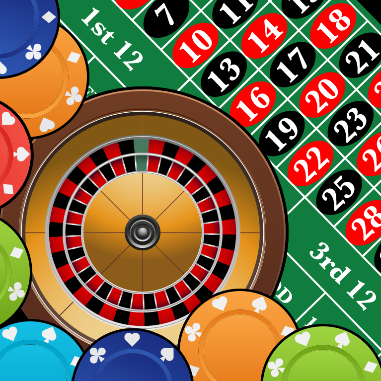 Online game of roulette