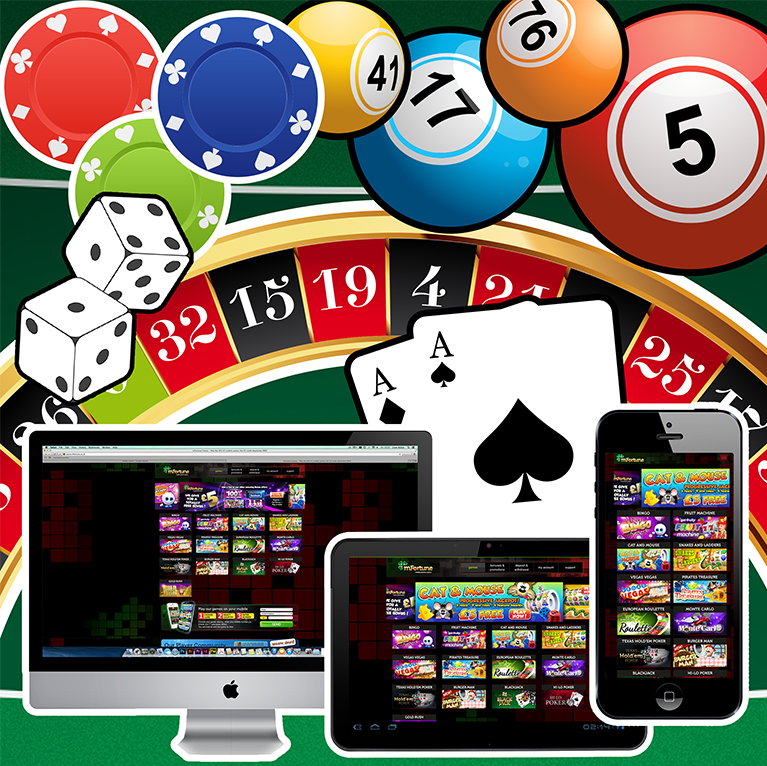 Free mobile casino games no download