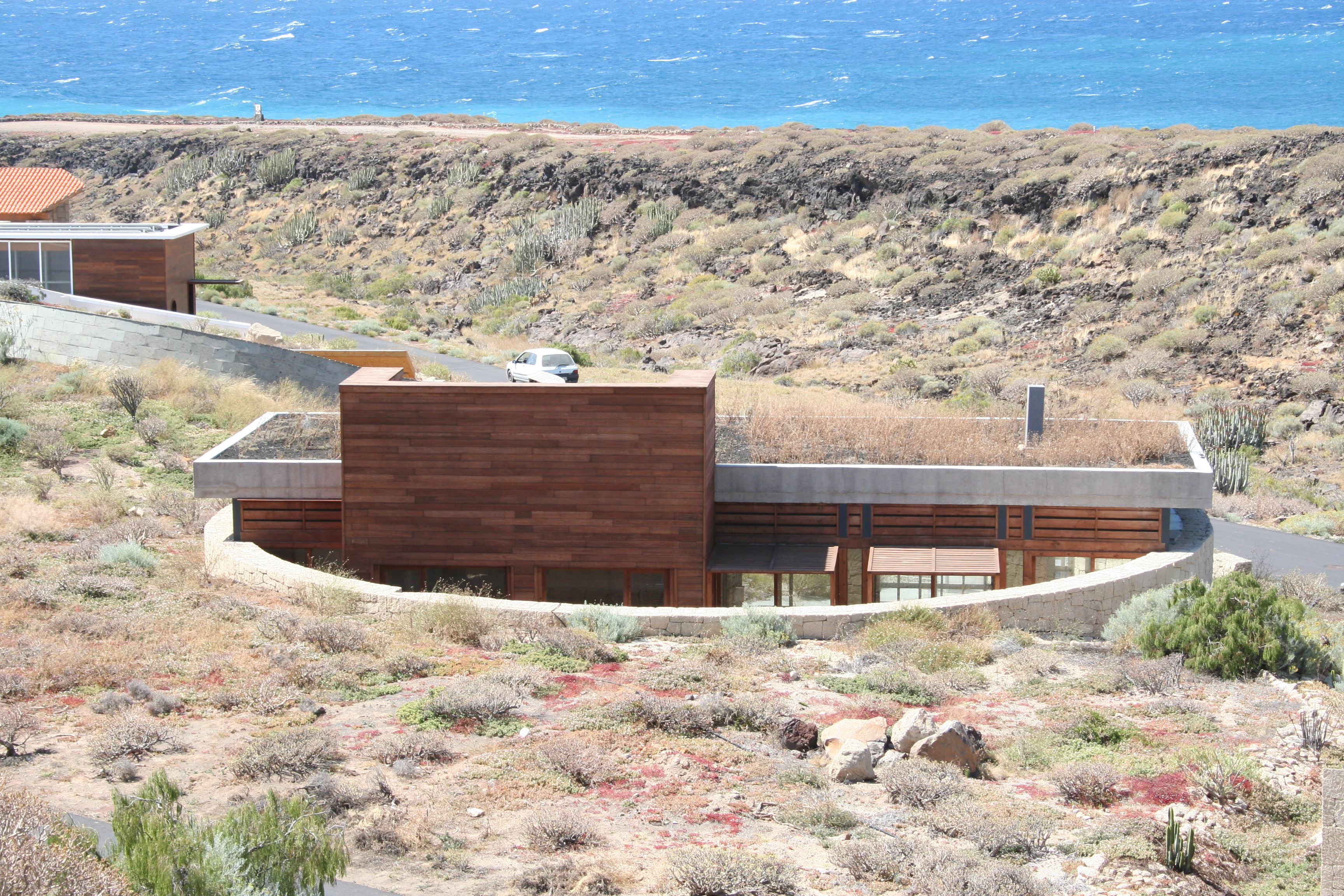 Captivating ITER Bioclimatic House In Tenerife ...