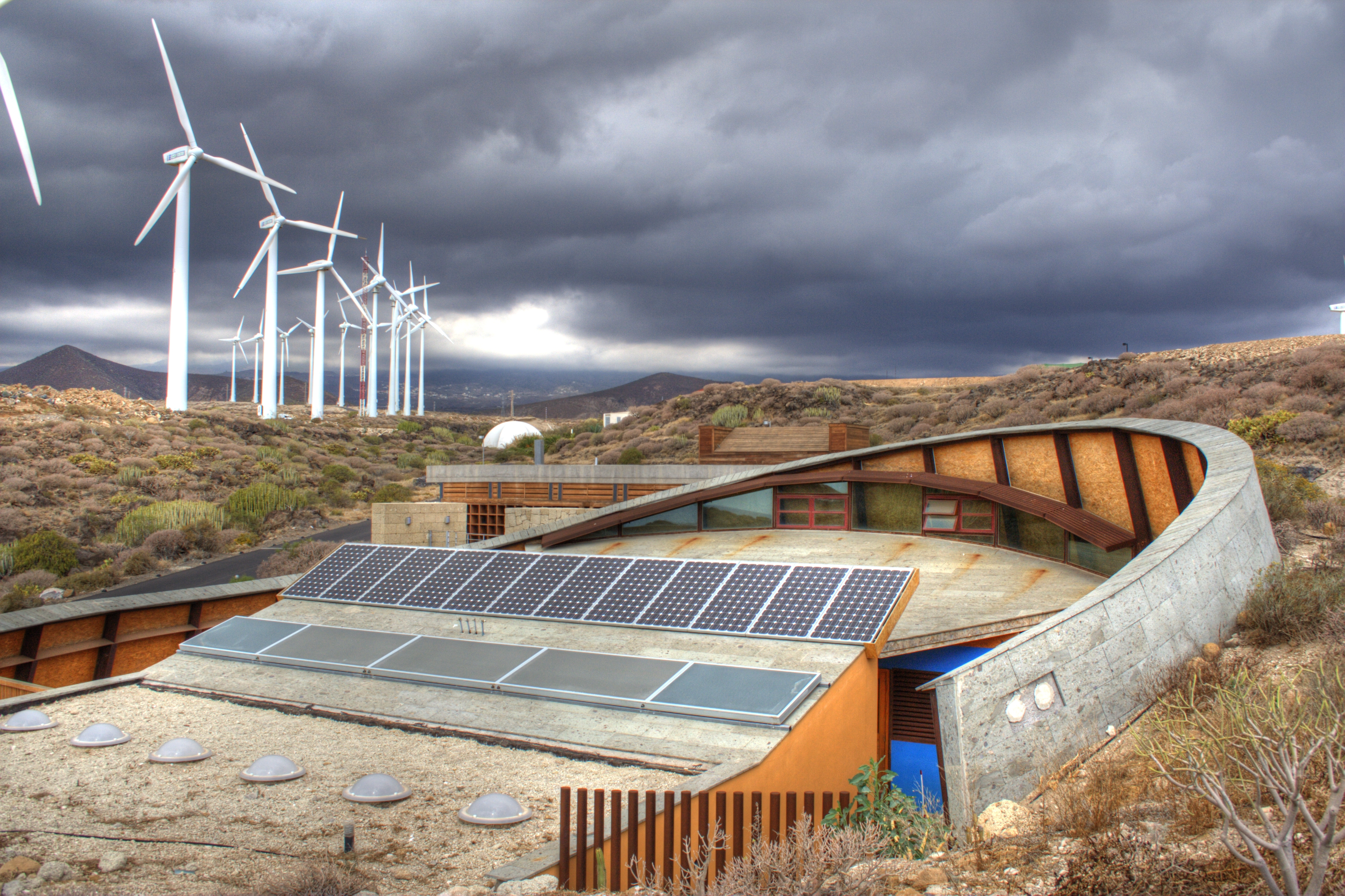 ITER Bioclimatic Home In Tenerife ...