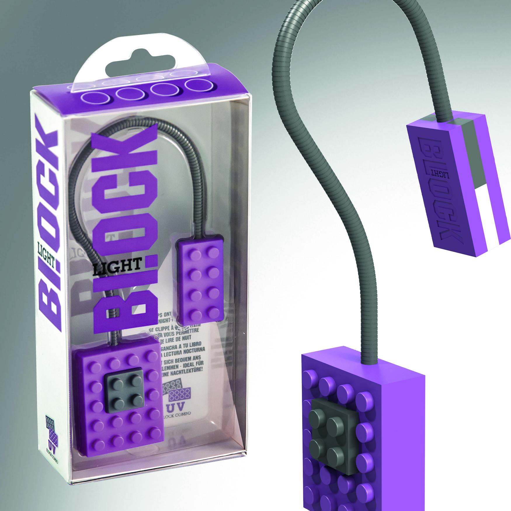 the block light