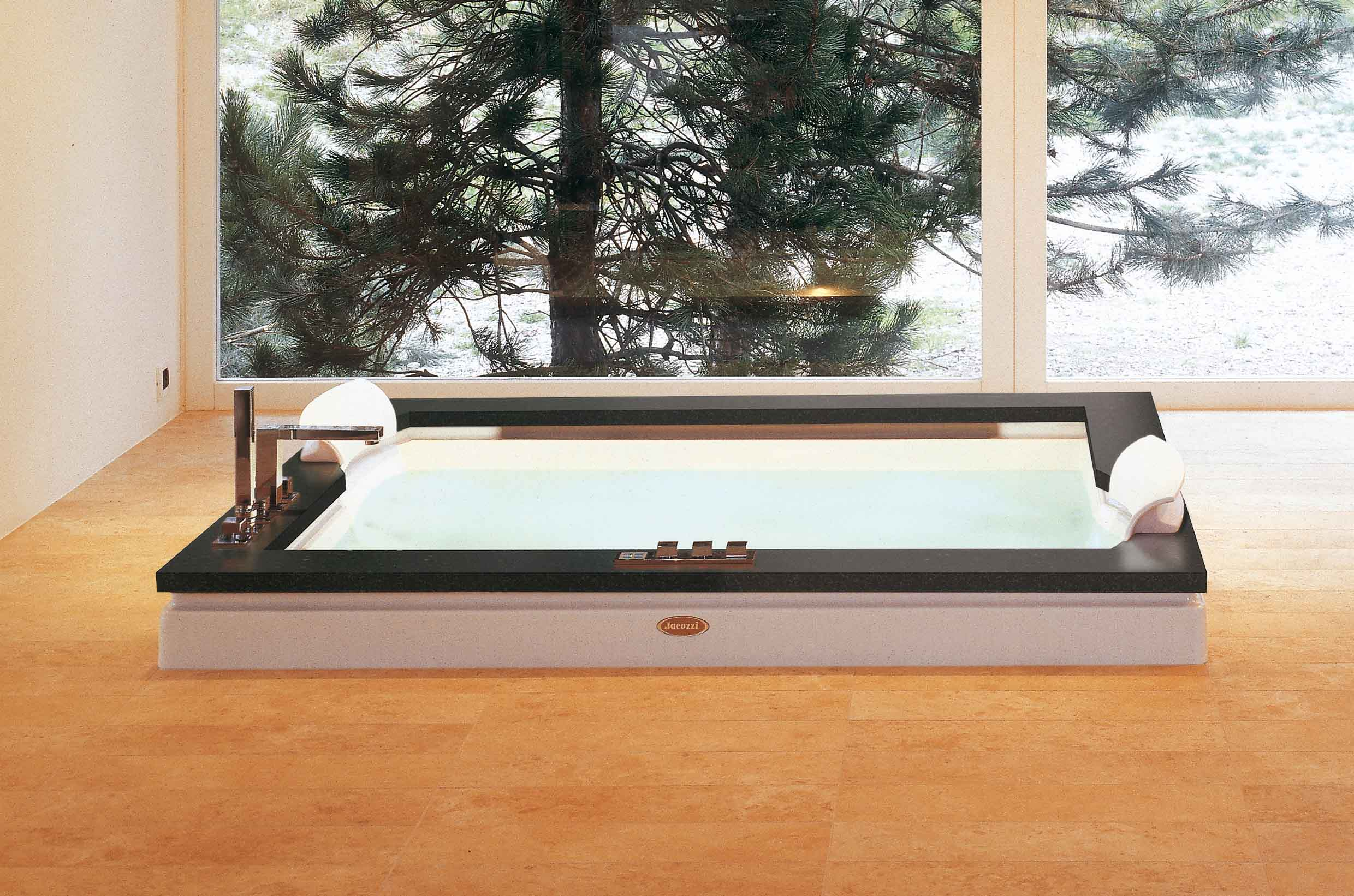 Latest Whirlpool Baths from Jacuzzi