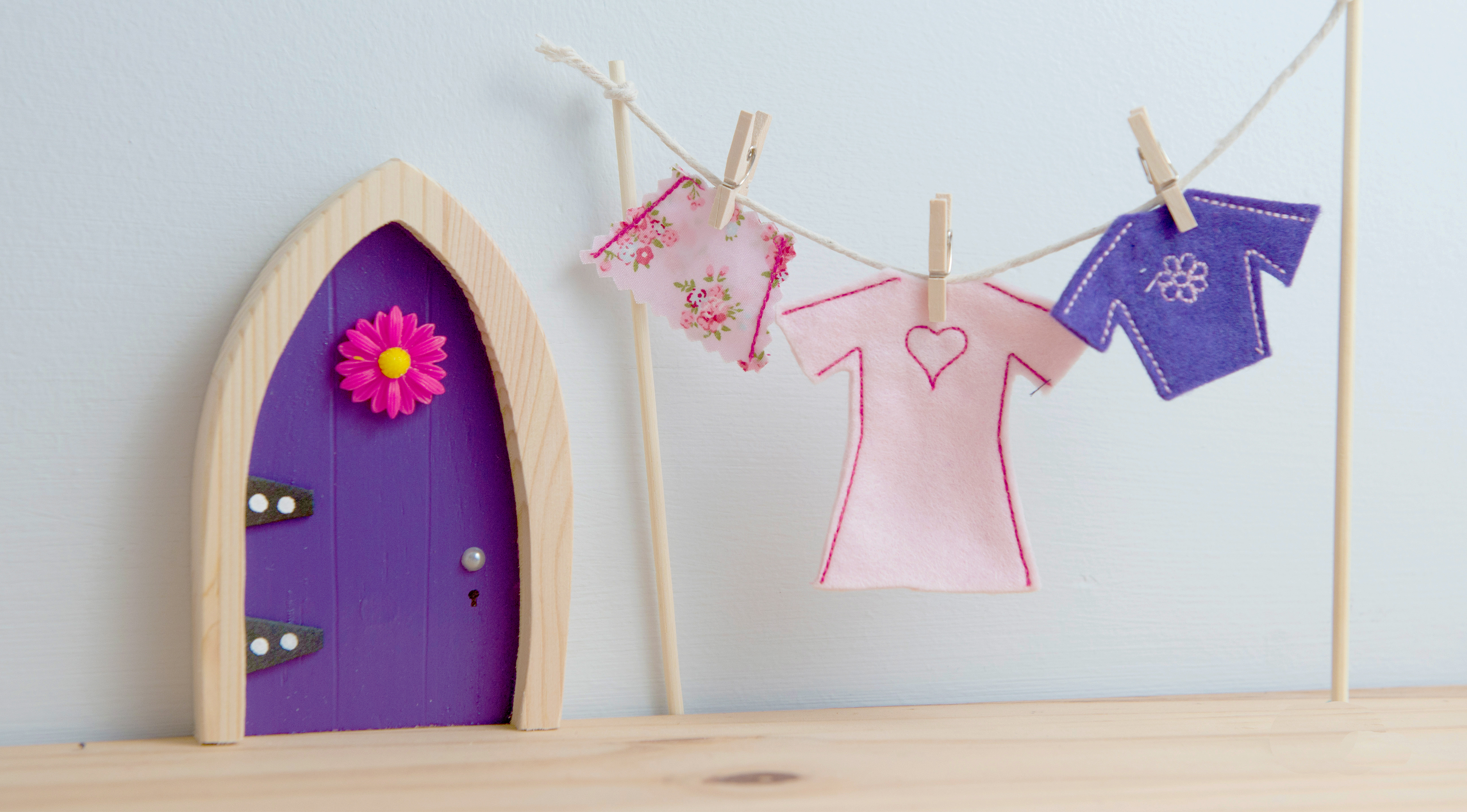 A gift fit for a princess the irish fairy door company for Idea behind fairy doors