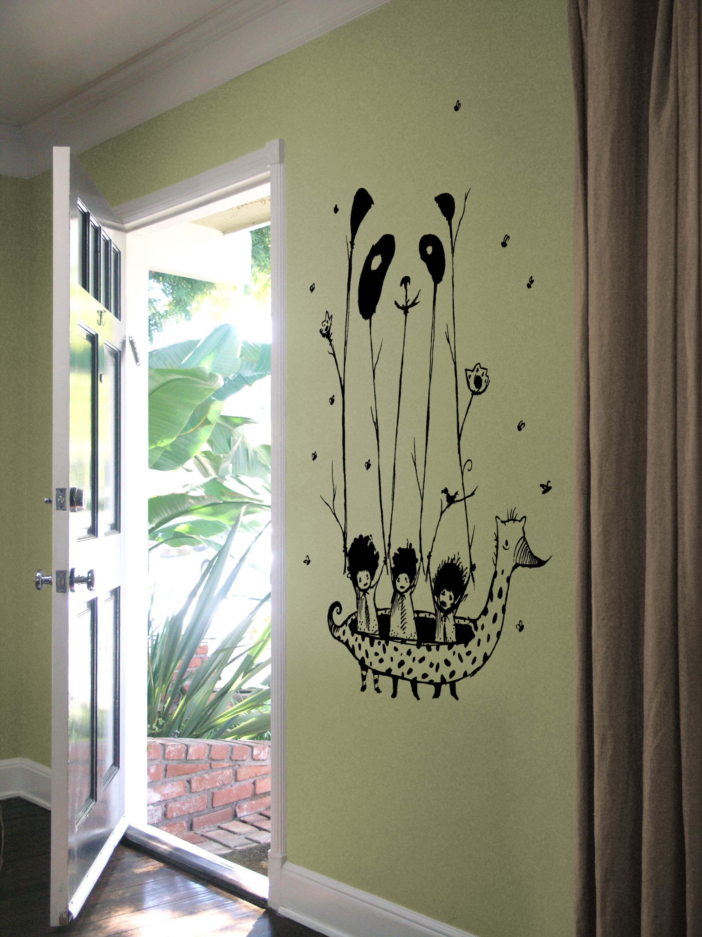 New Wall Graphics By On Line Community Threadless