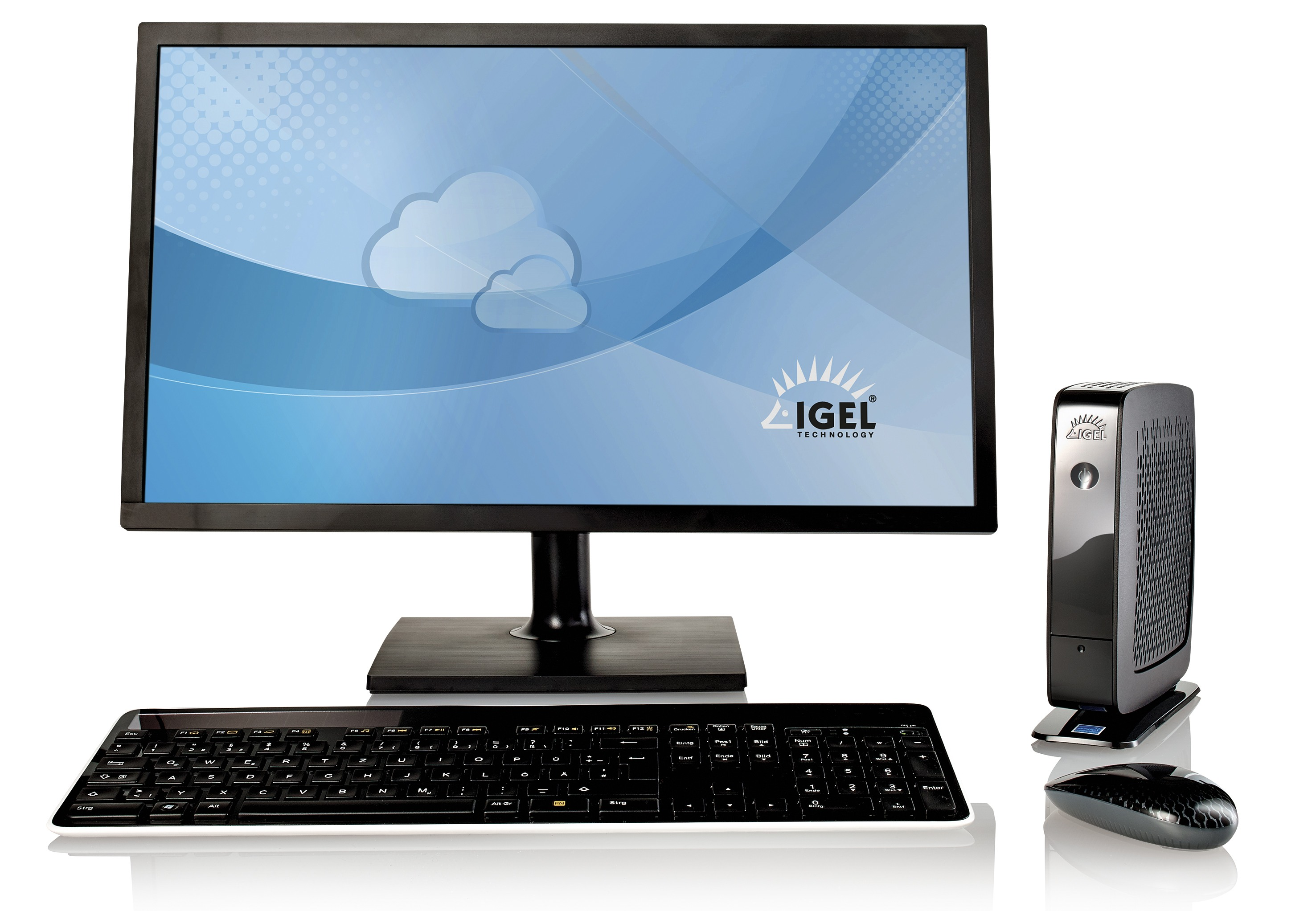 IGEL redefines the entry-level thin client as a powerful desktop