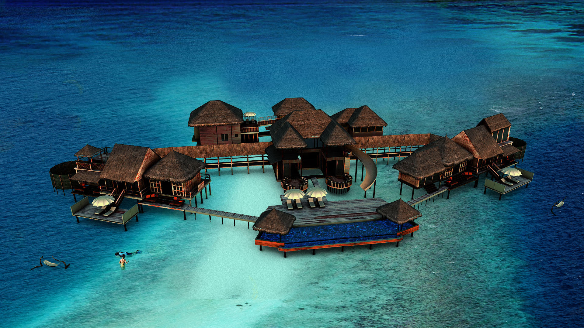 Gili Lankanfushi Maldives Upgrades