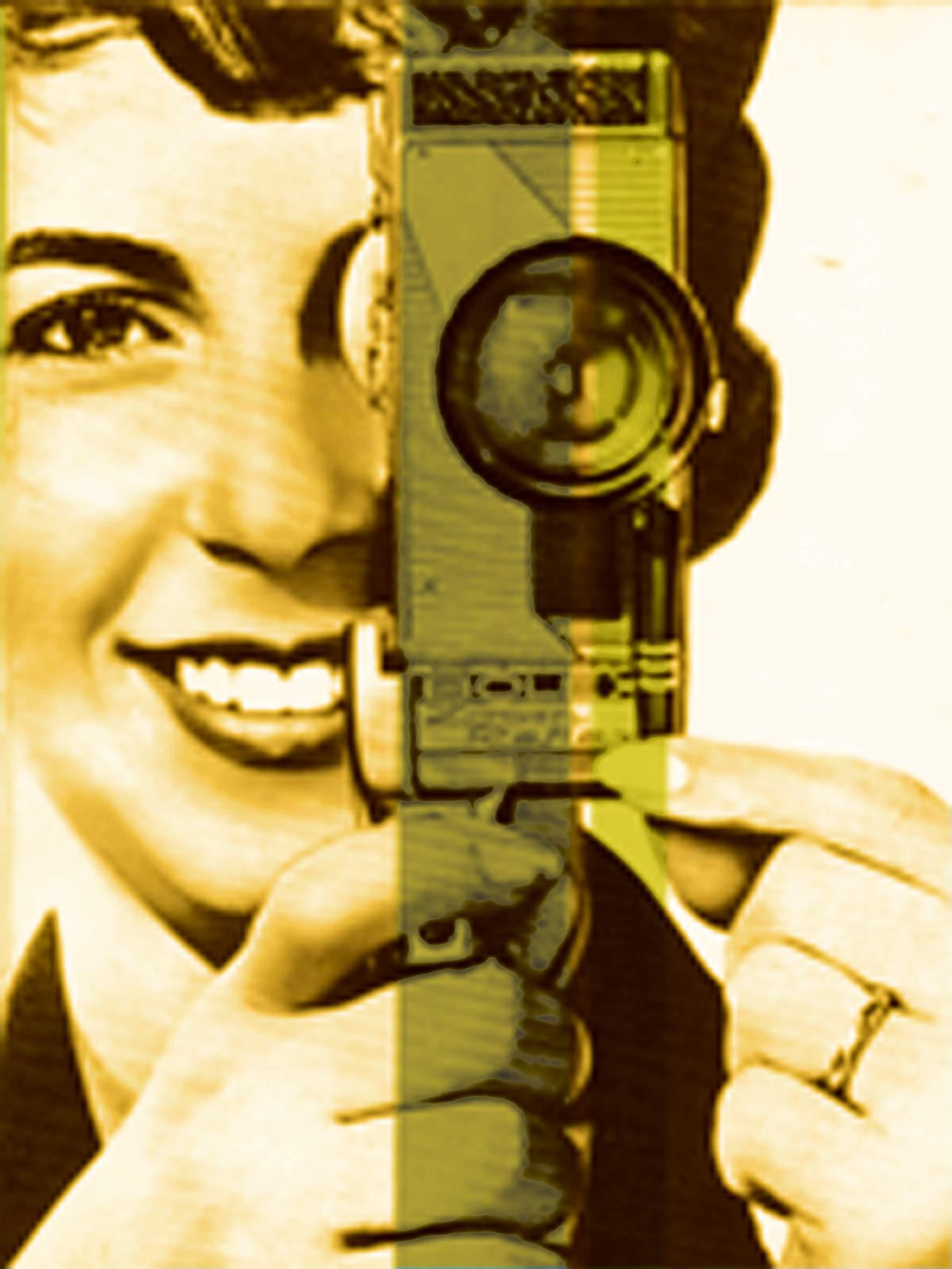 Bespoke Christmas Gift - Vintage Super 8 Cine Film Home Videos aka