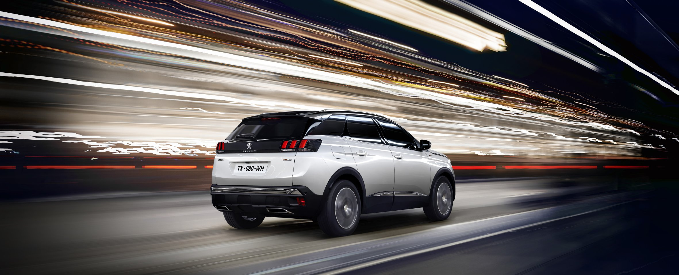the new peugeot 3008 gt suv capability gt in spirit. Black Bedroom Furniture Sets. Home Design Ideas