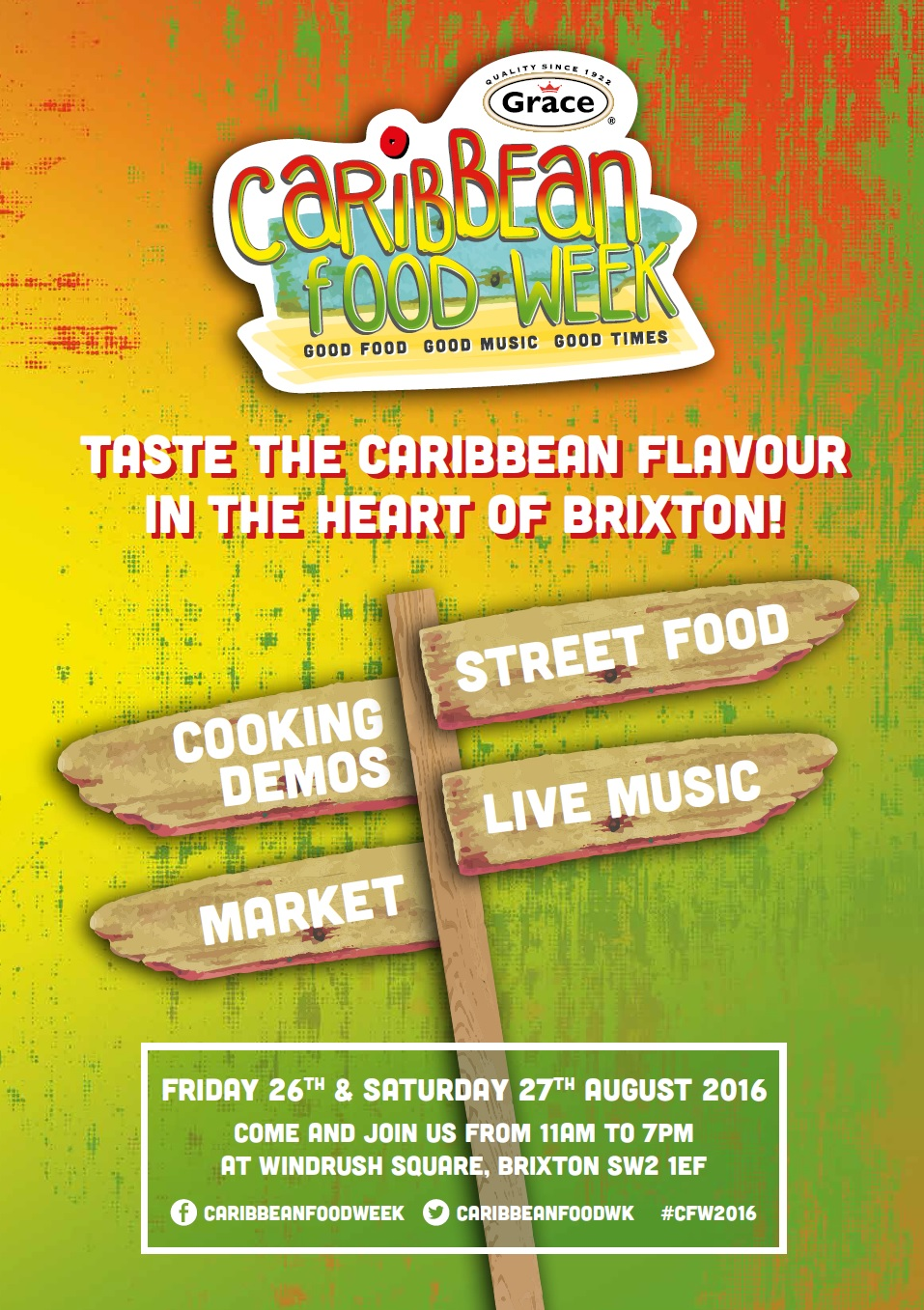 Brixton Caribbean Food Festival