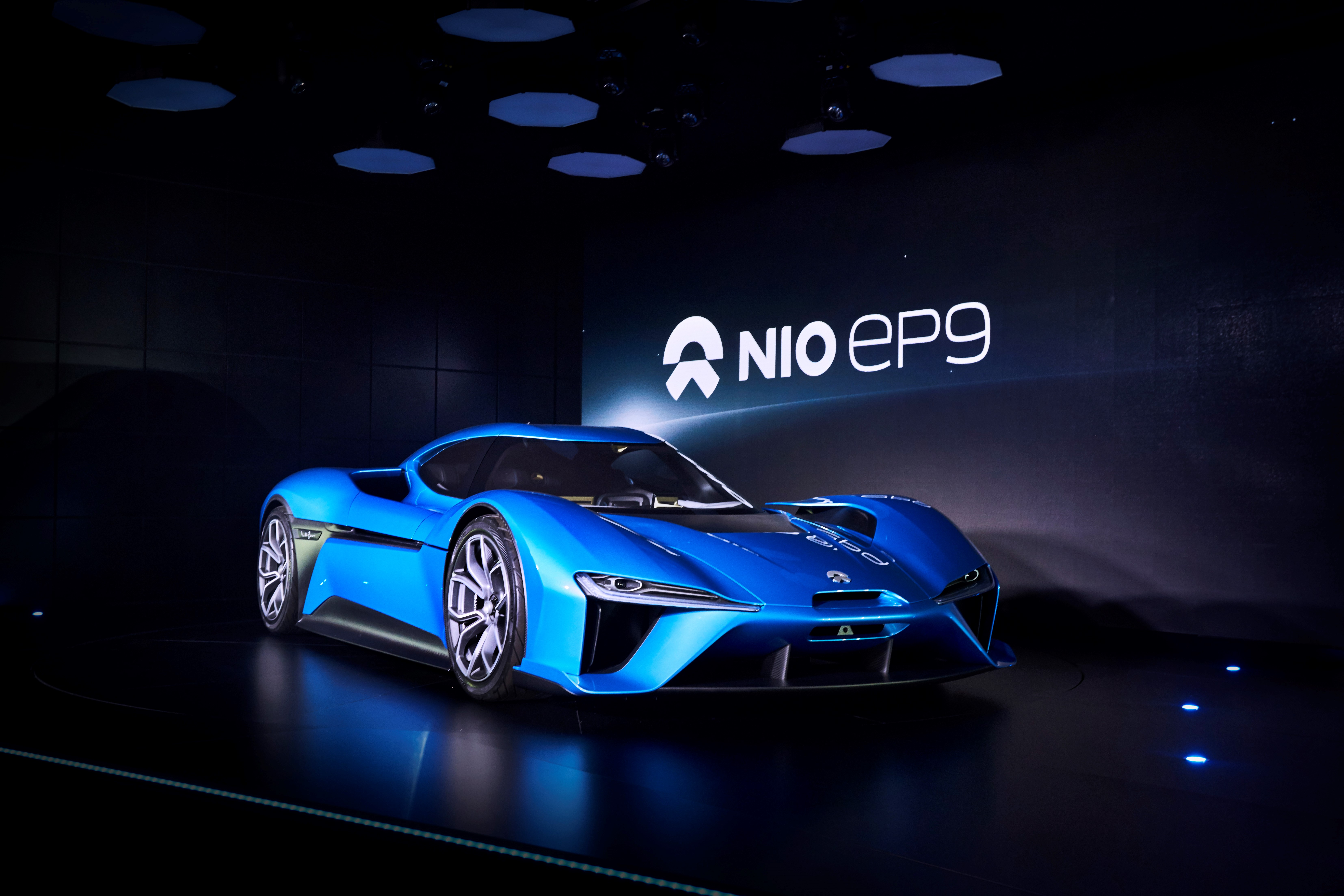 Nextev Launches Nio Brand And World S Fastest Electric Car