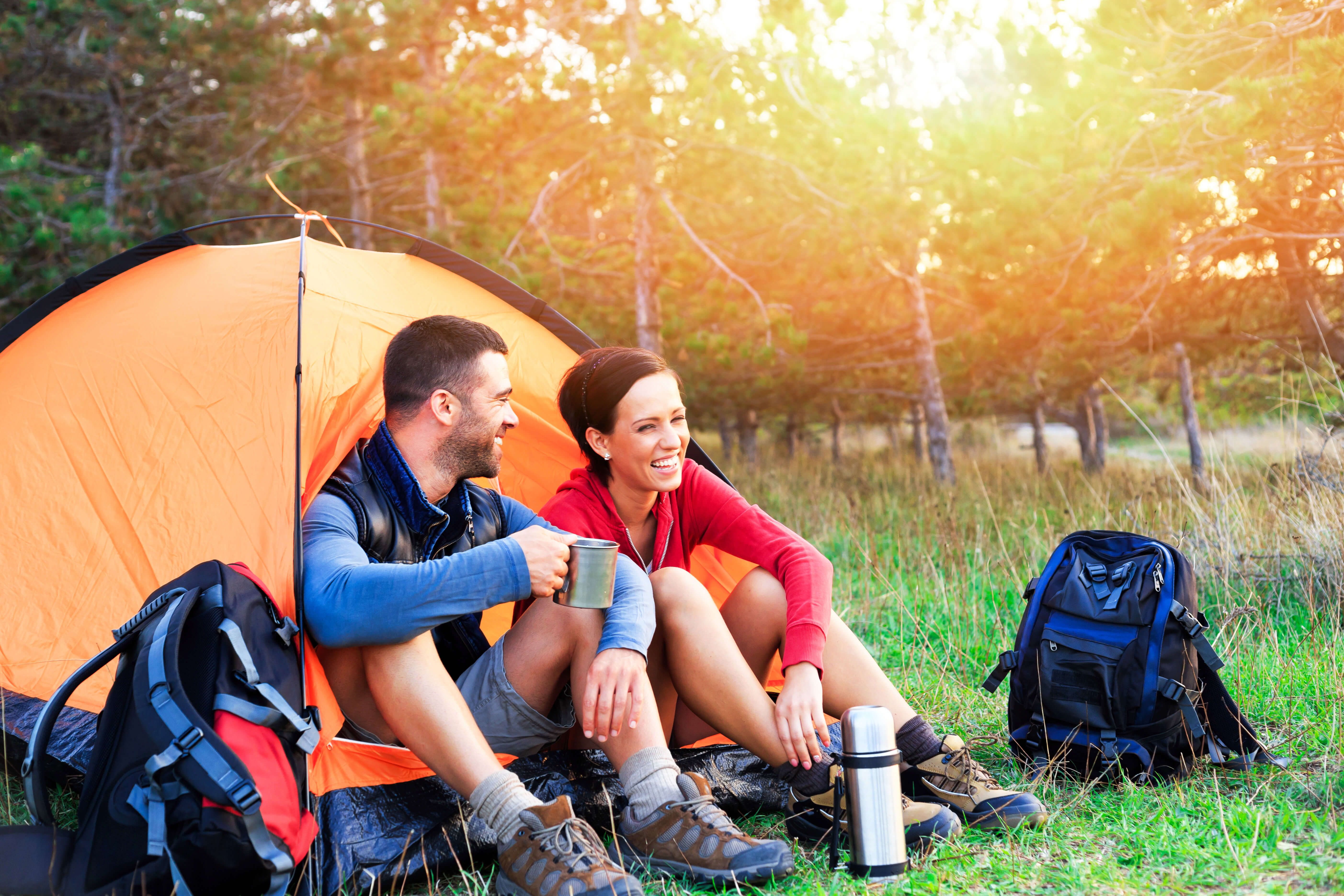 HAVE TENT WILL TRAVEL IN 2017: NEARLY FOUR OUT OF TEN ...