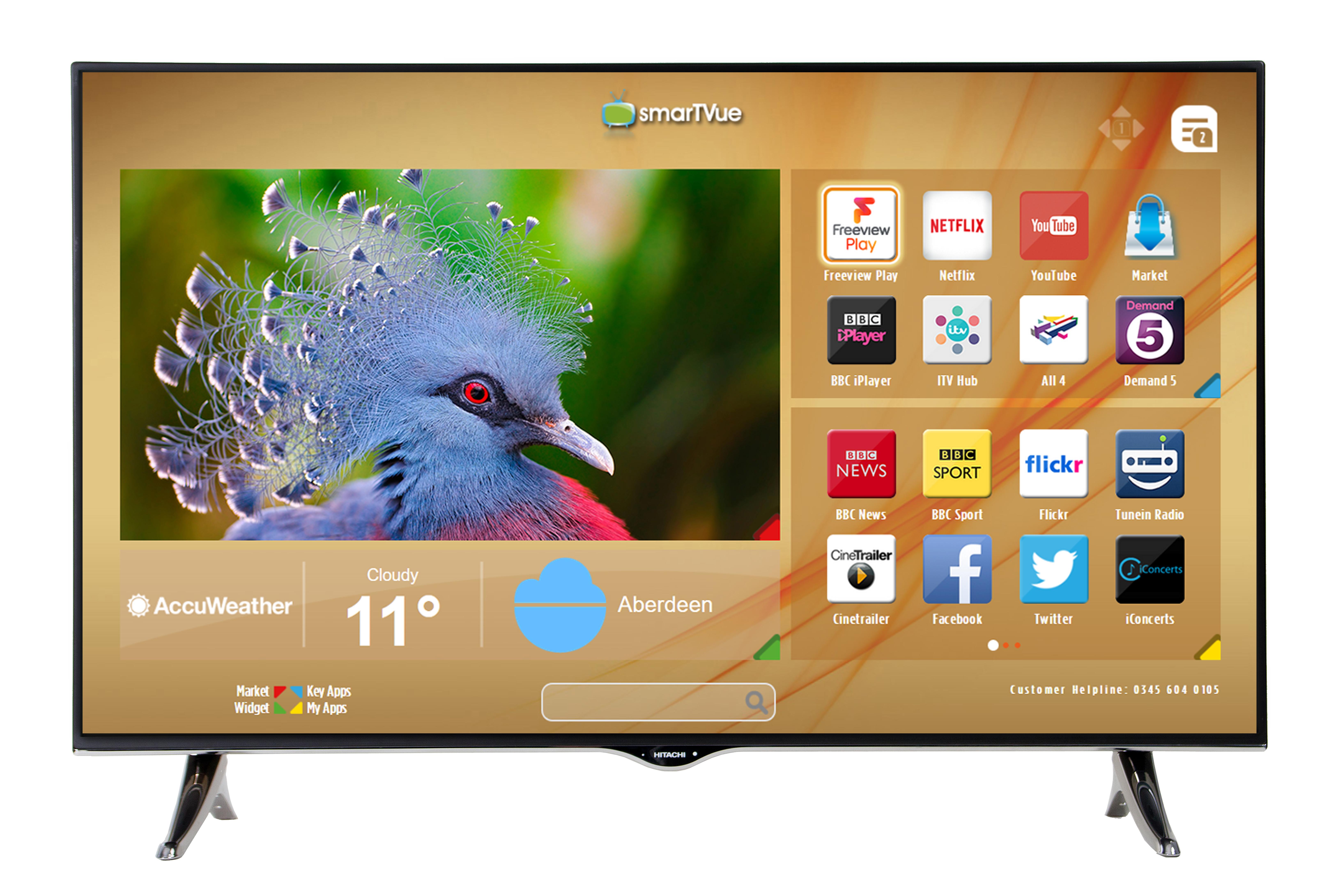 hitachi 65 4k tv. new hitachi 65\ 65 4k tv 5