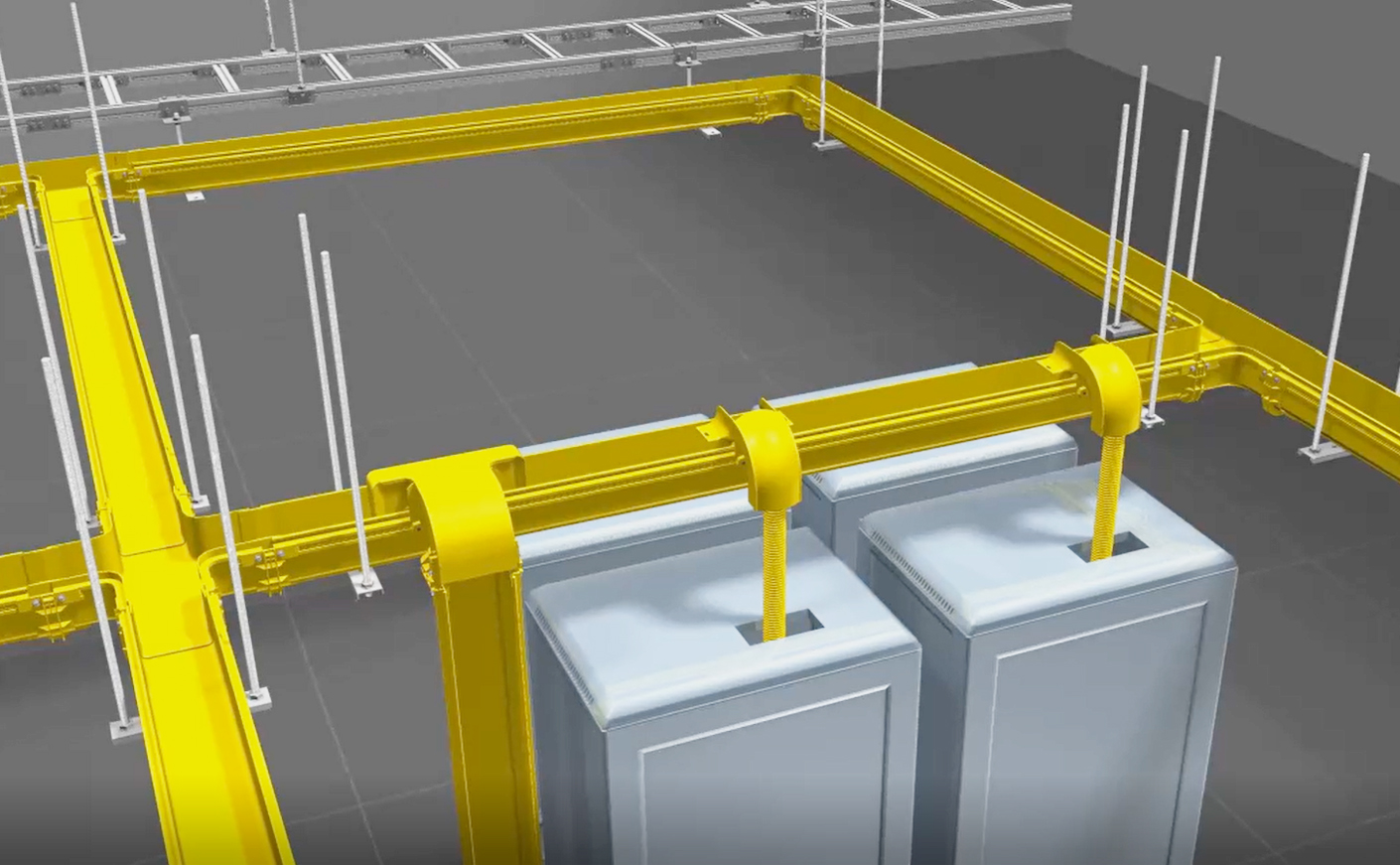 Protect Your Fibre Cable With Excel S Duct Trunking System