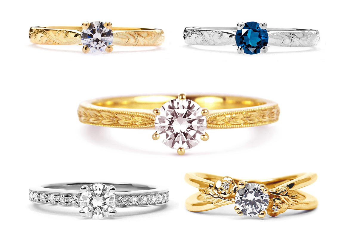 rose ring engagement rings collections in diamond halo bloomsbury ethical sustainable gold manor ltd