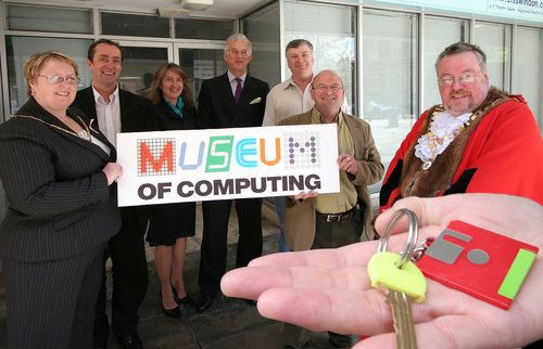New keys for Museum of Computing