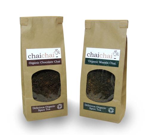 Masala and Chocolate Chai from Chai Chai