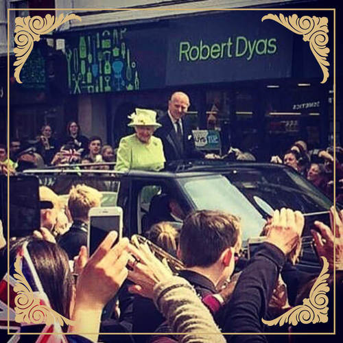 Robert Dyas Royal Wedding Competition