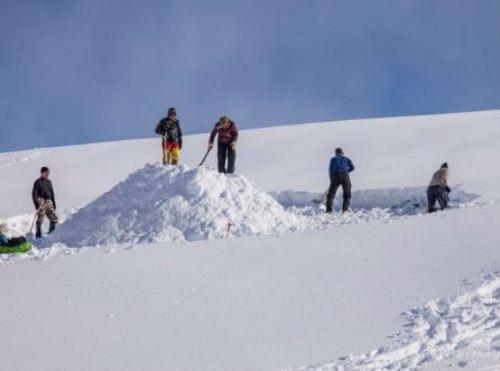 World Extreme Medicine Polar Course